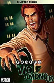 Fables: The Wolf Among Us No.3