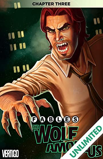 Fables: The Wolf Among Us #3