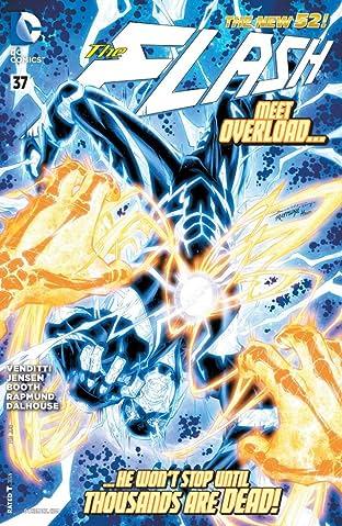 The Flash (2011-2016) #37