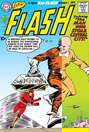 The Flash (1959-1985) #116