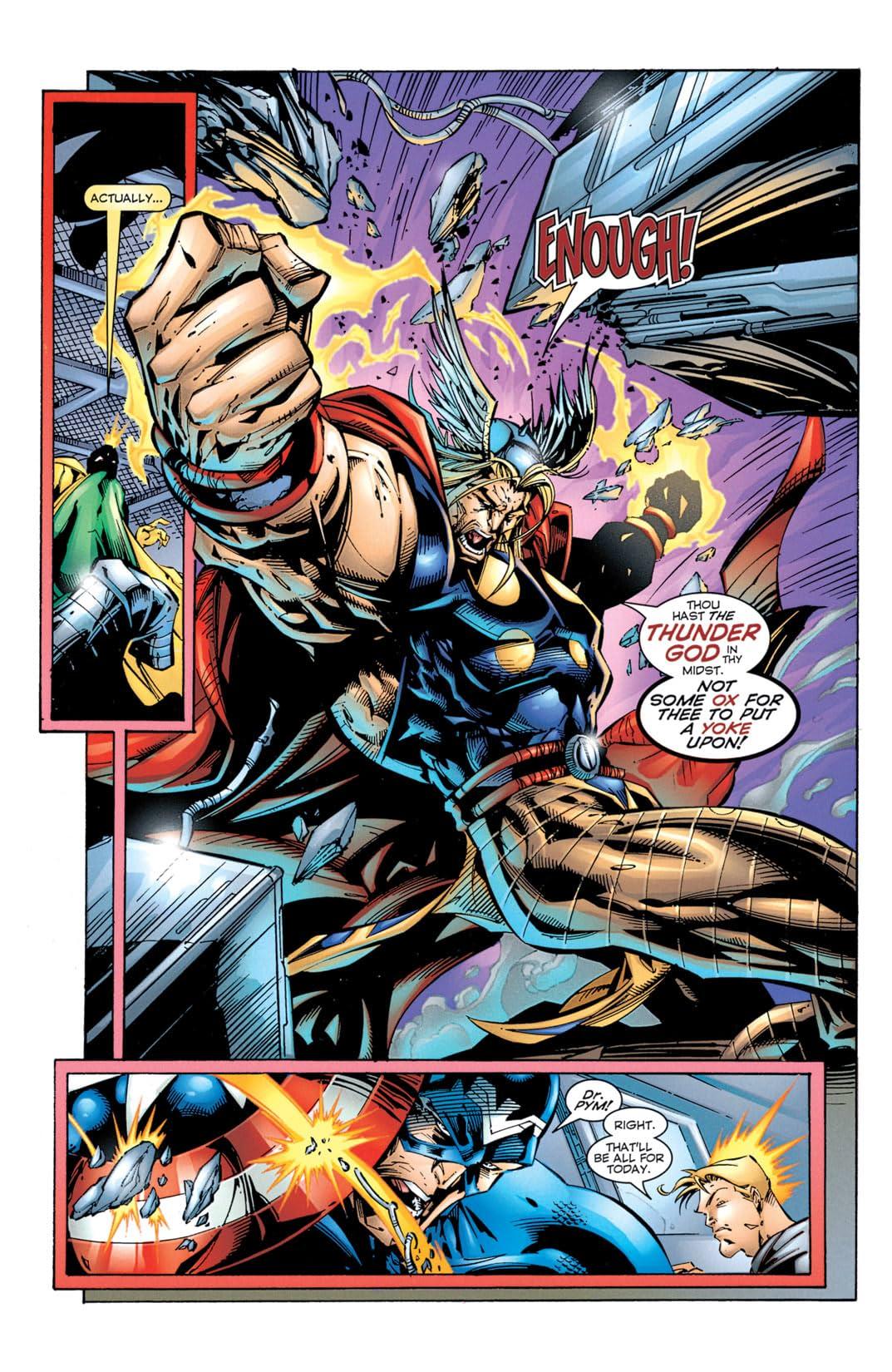 Avengers (1996-1997) #2
