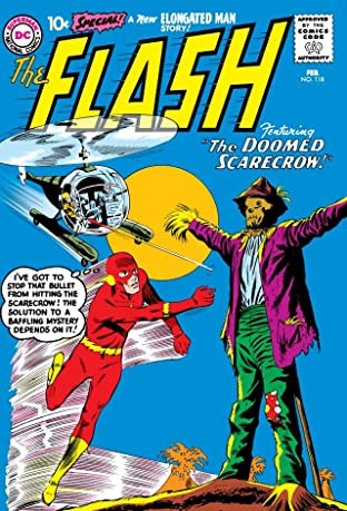 The Flash (1959-1985) #118