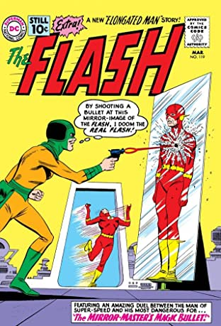 The Flash (1959-1985) #119