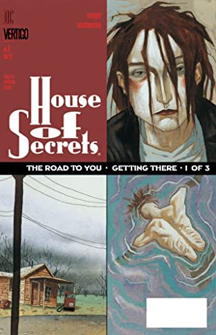 House of Secrets (1996-1998) No.8