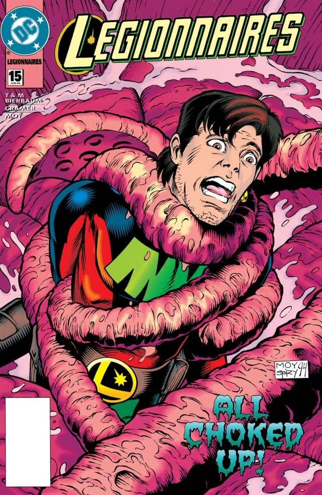 Legionnaires (1993-2000) #15