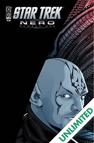 Star Trek: Nero #1