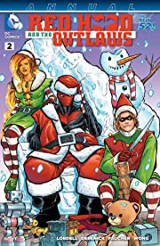 Red Hood and the Outlaws (2011-2015): Annual #2