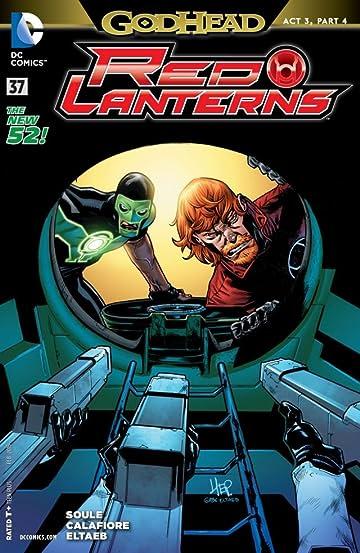 Red Lanterns (2011-2015) #37
