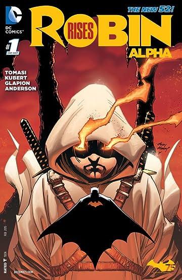 Robin Rises: Alpha (2014) #1