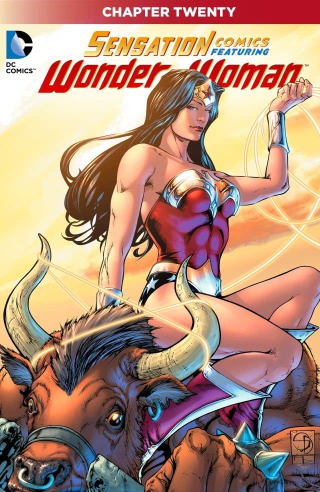 Sensation Comics Featuring Wonder Woman (2014-2015) #20
