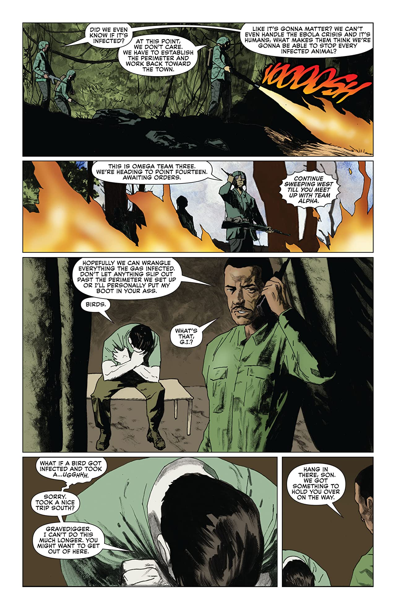 Star Spangled War Stories (2014-2015) #5