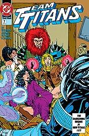 Team Titans (1992-1994) #7
