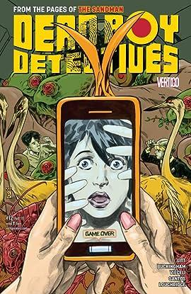 The Dead Boy Detectives (2013-2014) #12