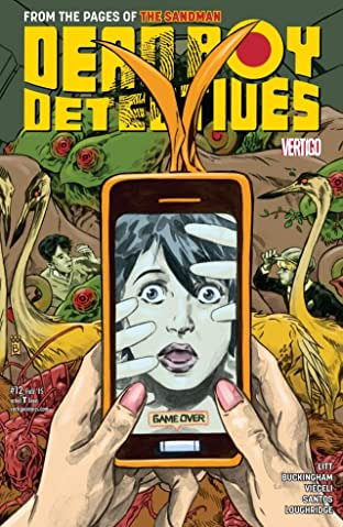 The Dead Boy Detectives (2014-) #12