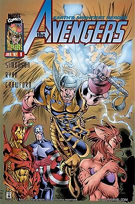 Avengers (1996-1997) #9