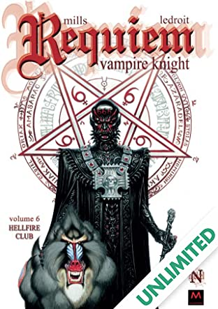 Requiem Vampire Knight Vol. 6: Hellfire Club