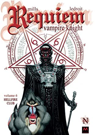 Requiem Vampire Knight Tome 6: Hellfire Club