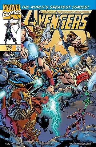 Avengers (1996-1997) #10