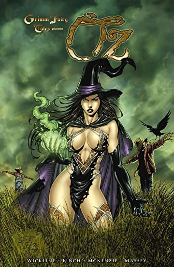 Grimm Fairy Tales OZ Vol. 2