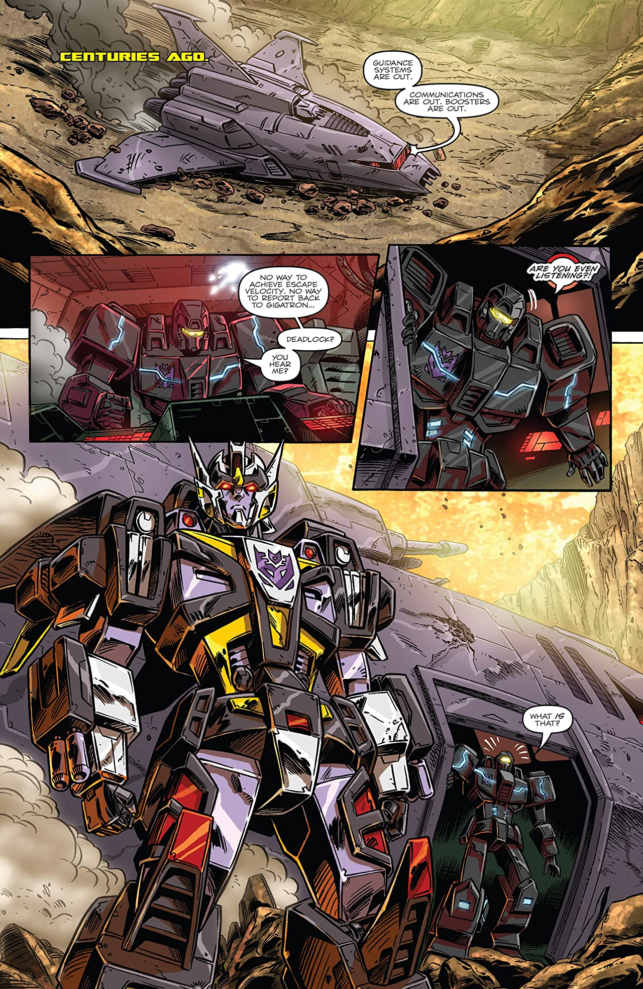 Transformers: Drift: Empire of Stone #2 (of 4)