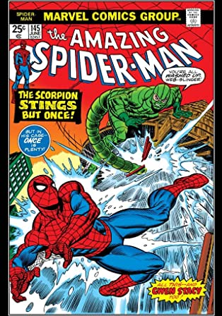 Amazing Spider-Man (1963-1998) #145