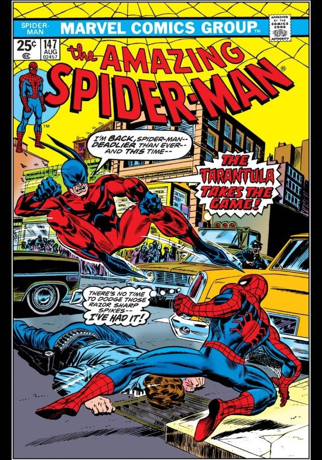 Amazing Spider-Man (1963-1998) #147