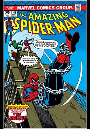 Amazing Spider-Man (1963-1998) #148