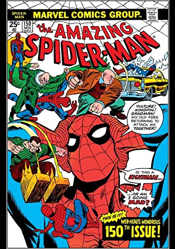 Amazing Spider-Man (1963-1998) #150