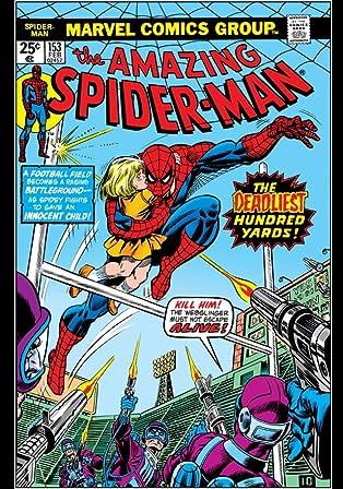 Amazing Spider-Man (1963-1998) #153