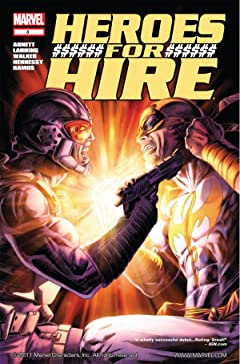 Heroes For Hire (2010-2011) No.3