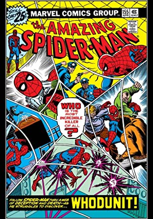 Amazing Spider-Man (1963-1998) #155