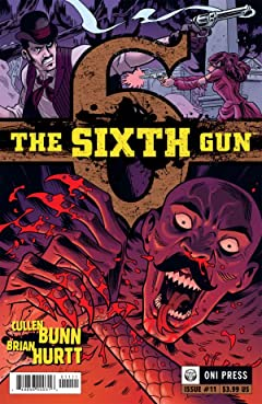 The Sixth Gun #11
