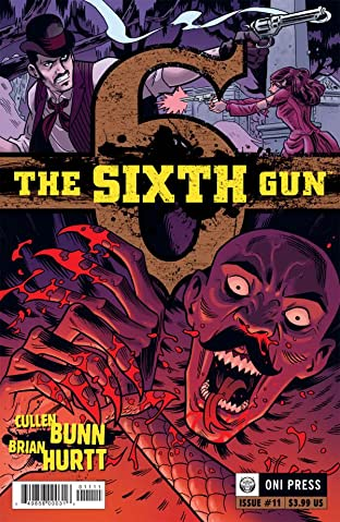 The Sixth Gun No.11