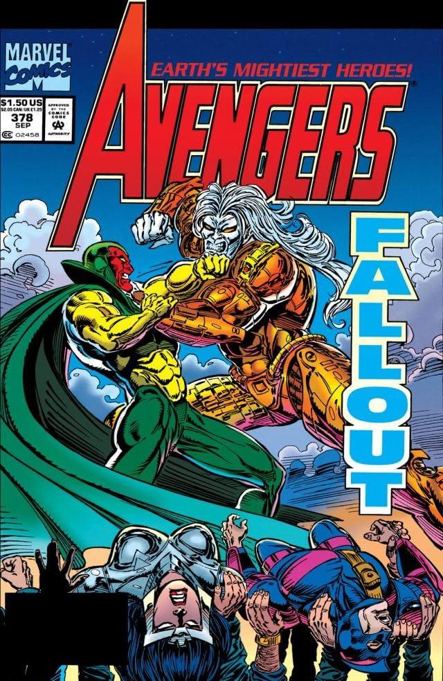 Avengers (1963-1996) #378