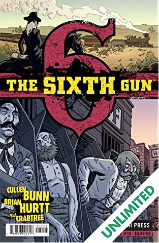 The Sixth Gun #12
