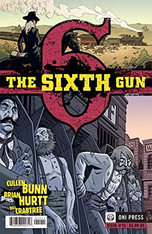 The Sixth Gun No.12