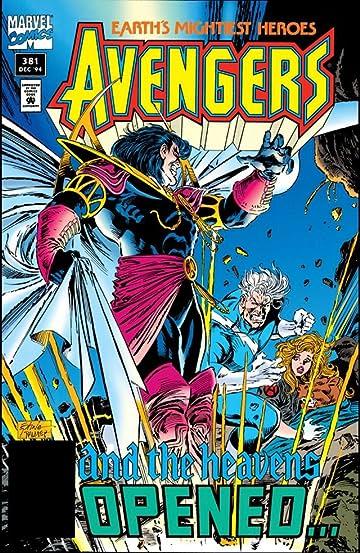 Avengers (1963-1996) #381