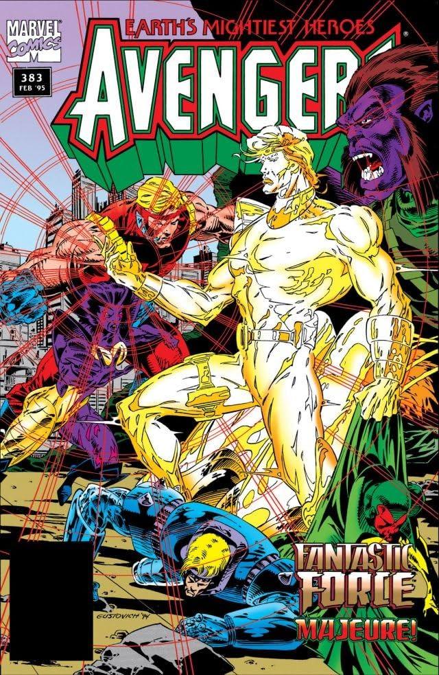Avengers (1963-1996) #383