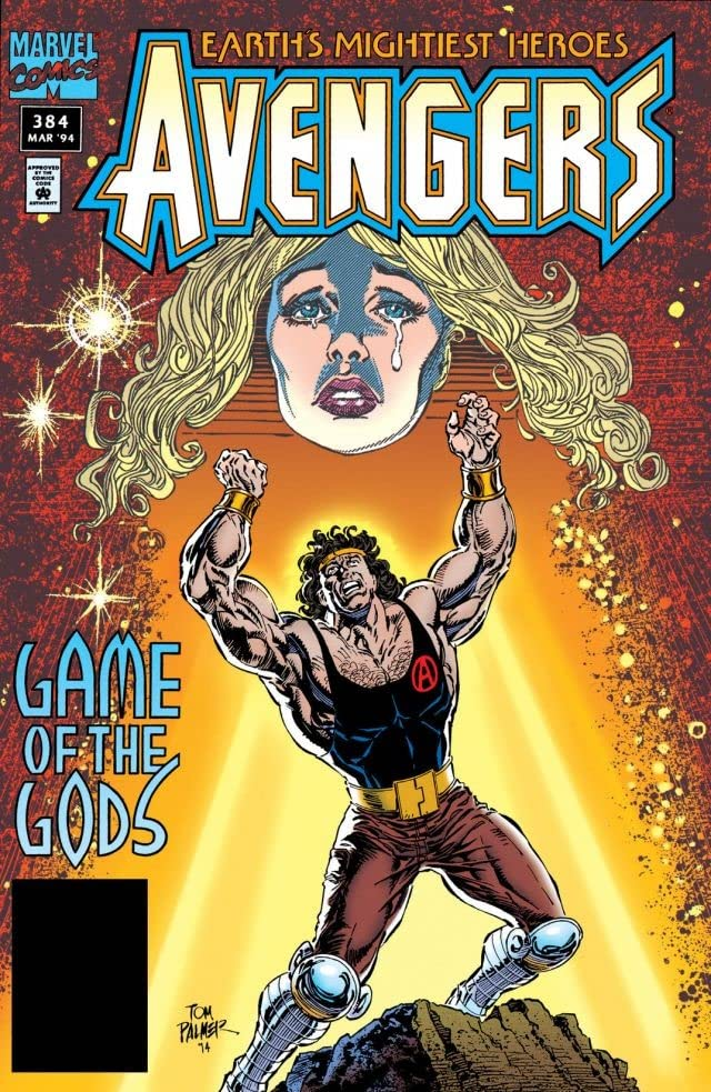 Avengers (1963-1996) #384