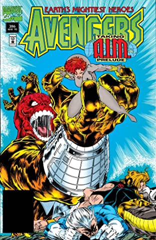 Avengers (1963-1996) No.386