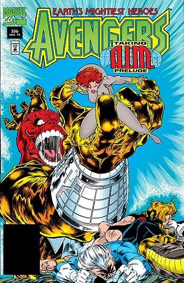 Avengers (1963-1996) #386