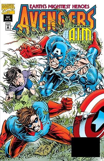 Avengers (1963-1996) #387
