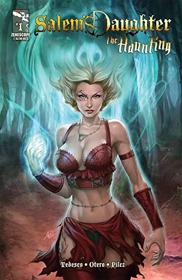 Salem's Daughter: The Haunting #1