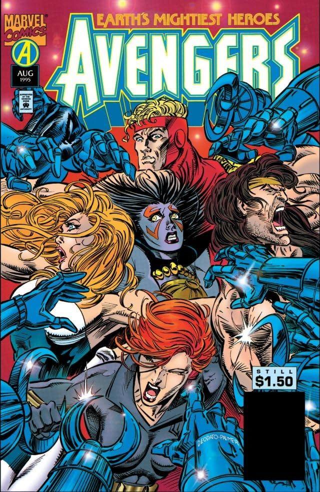 Avengers (1963-1996) #389
