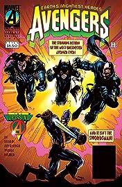 Avengers (1963-1996) #392