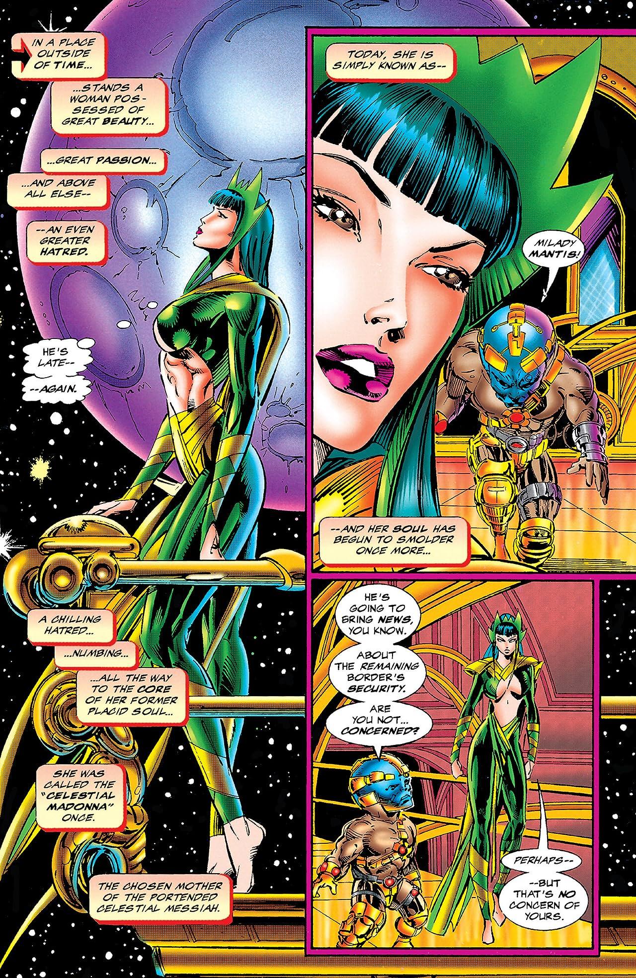 Avengers (1963-1996) #393