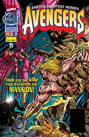 Avengers (1963-1996) No.398