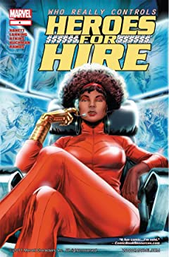 Heroes For Hire (2010-2011) No.4