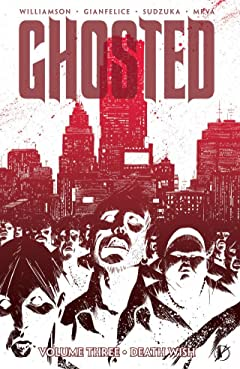Ghosted Tome 3