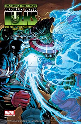 Incredible Hulk (2009-2011) #609